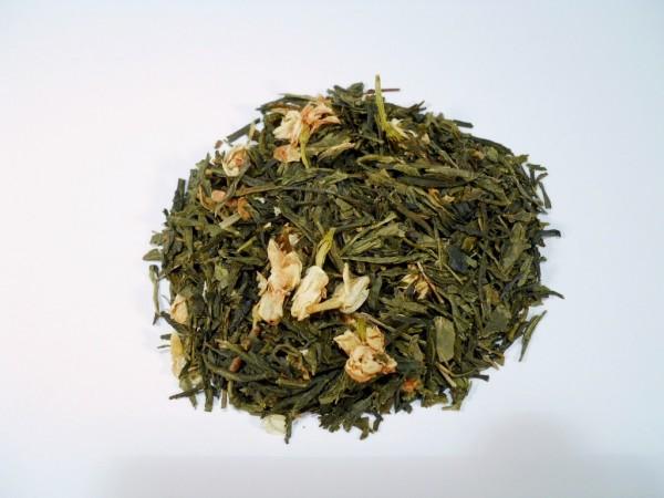 Grüner Tee Sencha Jasmin